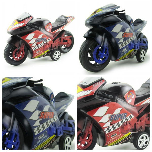 Motorcycle Model Toy Car Inertia Power Super Simulation Motorcycles Model Cars Simulated Cool Kids Toys Boys 3 45dx O1