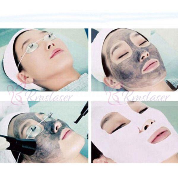 Pasta De Carbono / Gel / Creme Para Laser Peeling Facial De Pele-Rejuvenescimento De Carbono
