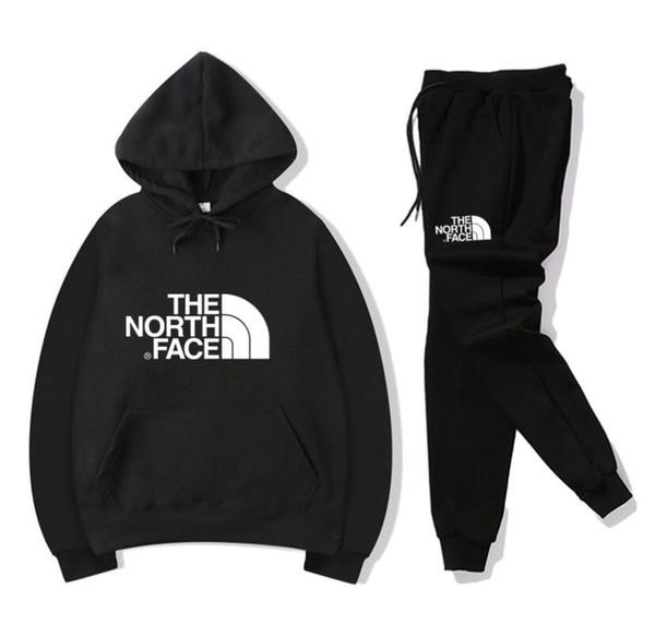 New Fashion Uomo Felpe da donna caldo giacca studenti Sportswear Track Suit Tuta unisex Casual tute cappotto pantaloni FS32014