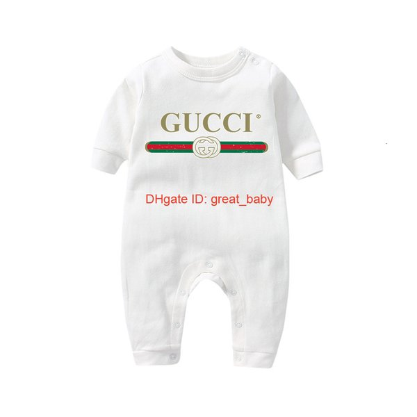 New Brand Baby Boy Romper Baby long Sleeve Jumpsuit Bodysuits Infant Climbing 092669