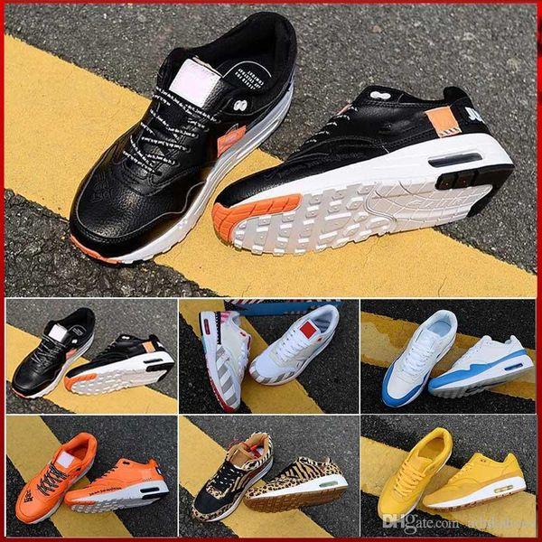 nike air max 87 airmax Classique 1 Master Albert Heijn Amsterdam Logo Patta King Logo Casual Chaussures Décontractées Chaud Parra Hyperstrike Baskets Sur Pays-bas Sneakers