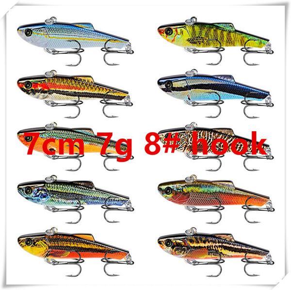 7cm 7g 8# hooks