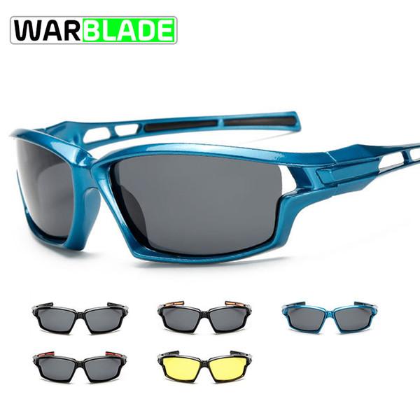 WBL Cycling eyewear Polarized UV400 sunglasses Men Outdoor Sport UV Protection for Mountain road Bike Bicycle Fishing
