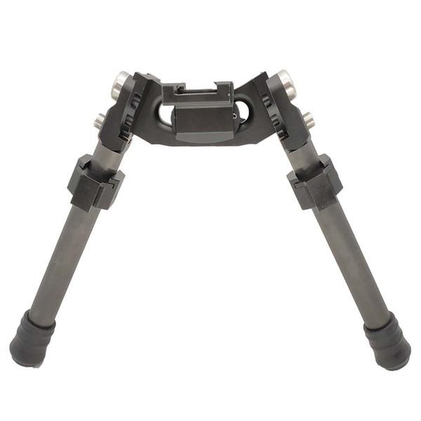 Taktik uzun menzilli bipod LRA Işık Karbon Fiber Taktik Av Tüfek Için Bipod Uzun Menzilli Bipod