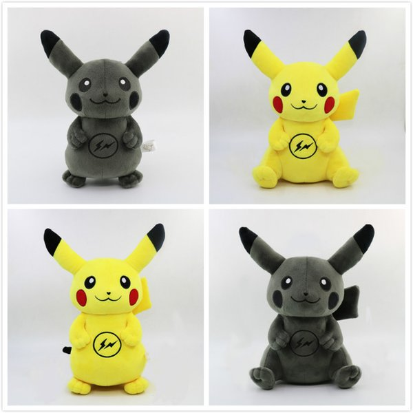 Peluche Pikachu all'ingrosso Pikachu peluche Pikachu Peluche Pikachu giocattoli morbidi Giocattoli di Natale Regali di compleanno per bambini