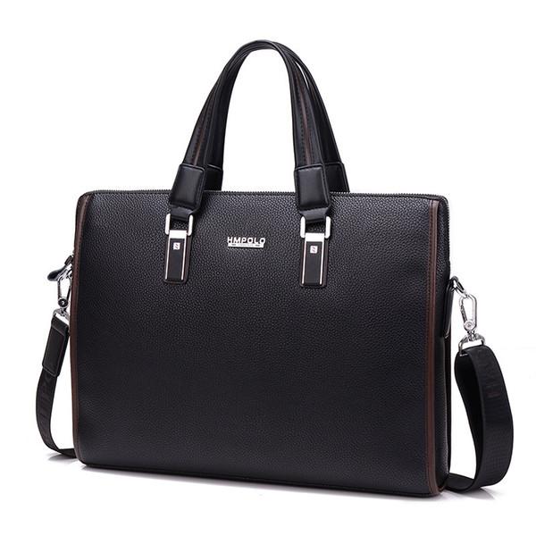 2019 New brand name men designer bags handbag crossbody single shoulder men messenger bags purses laptop good leather