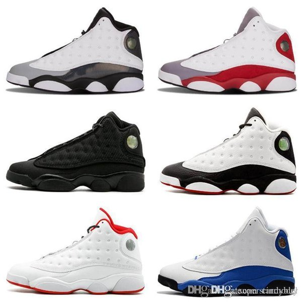 Cair 1 ÜRDÜN 1 Üst Jumpman 13 13s Erkekler Retro Basketbol Ayakkabı Uçuş Rakım XIII Spor Ayakkabı Atletizm Spor ayakkabılar arasında Flints Geçmiş Bred