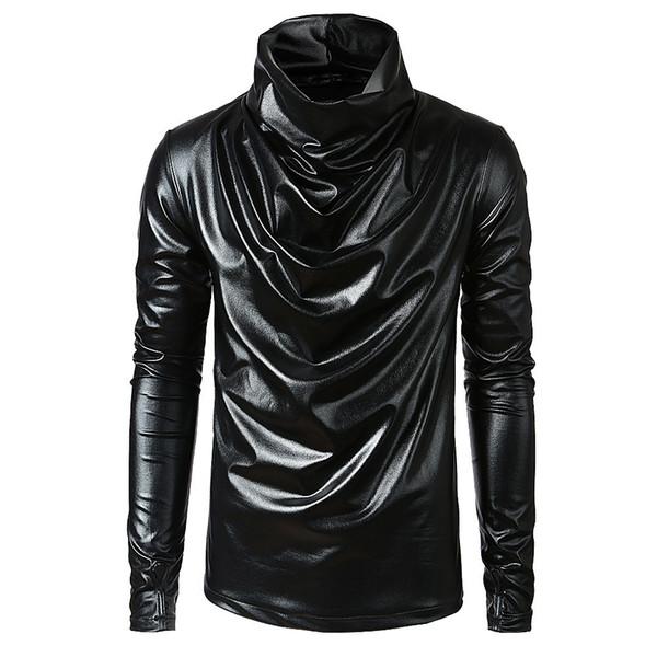 Großhandel Cool2019 Wear Herren Herbst Nacht Shop Atmosphäre Gitter Haufen Blei Design Handschuh Langarm T Schade Jacke Lt Cp Von Kisslike, $66.25 Auf