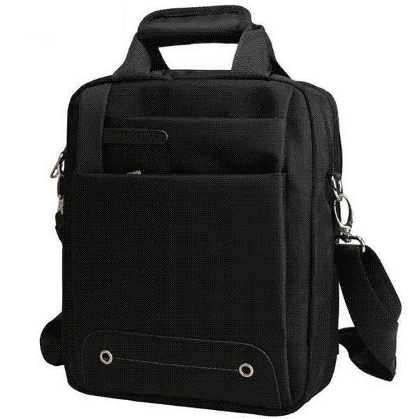 Minglu Men Bag 2017 Fashion Mens Shoulder Bags High Quality Oxford Casual Messenger Bag Business Men's Travel Bags X508