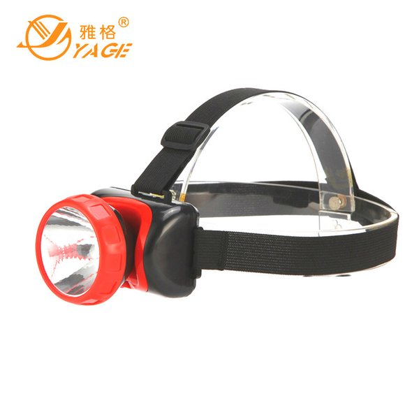 YAGE Rechargeable Led Head Lamp Lights Phare sur votre front Lampe de poche Head Light Led Lintern Head Touch Pêche Lanterna