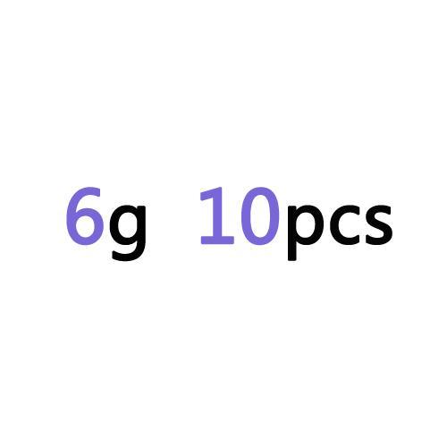 6g-10pcs