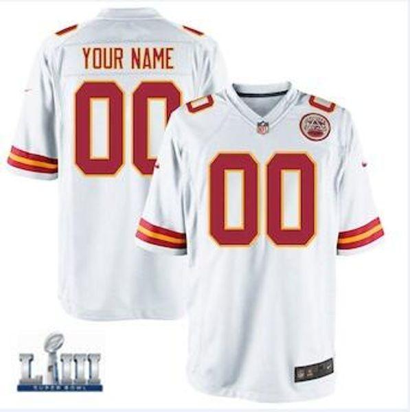 competitive price 55157 79cdc 2019 Chiefs Patrick Mahomes Jersey Super Bowl LIII Travis Kelce Tyreek Hill  Color Rush Custom American Football Jerseys Sew 4xl 5xl 6xl 7xl 8xl From ...