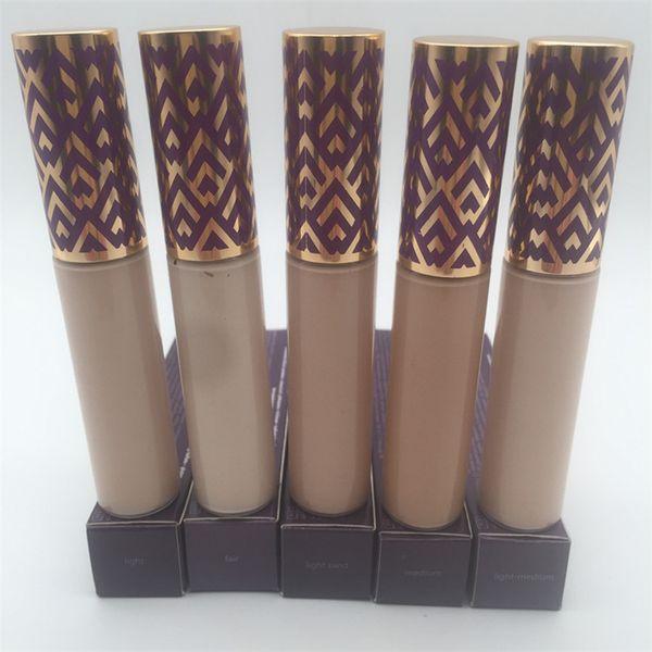 best selling Real high quality Shape Tape contour Concealer concealer 5 colors Fair Light Light-medium Medium Light sand 10ml liquid foundation