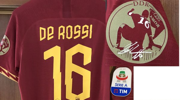 Fans Version WIth de rossi testimonial