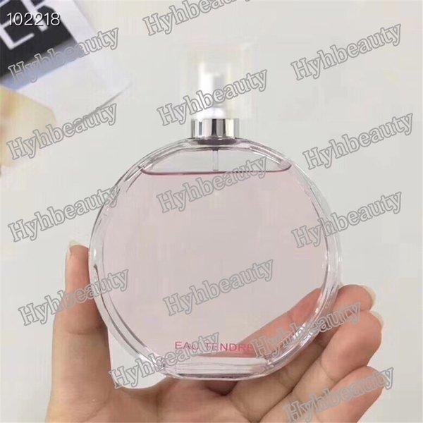 best selling 100ML Lady Perfume Eau de Toilette EDT High Quality With Longlasting 3.4FL.oz Pink Fragrance Spray With Fast shipping