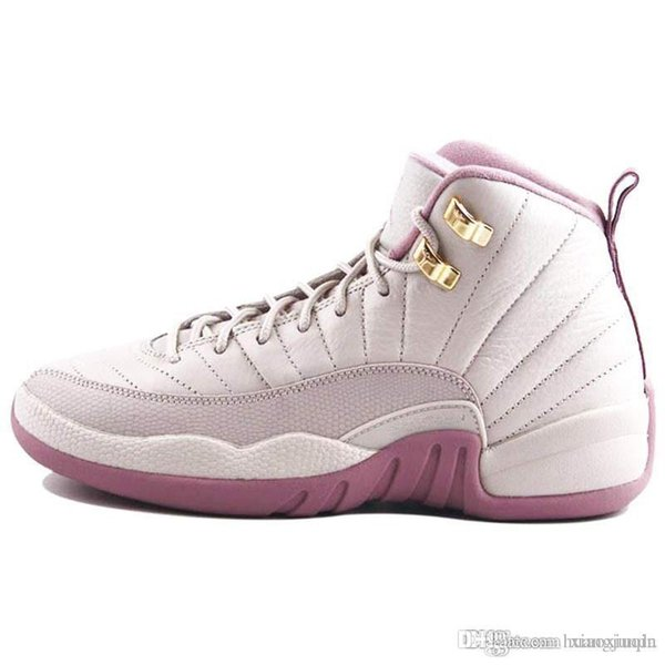 Cheap womens retro 12s basketball shoes j12 Wool Aqua Red Pink UNC Velvet Heiress boys girls youth kids jumpman xii sneakers boots with box