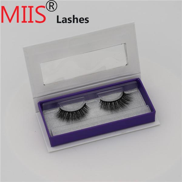 100% Own Brand Private Label 3d mink lashes Fur Mink Eyelashes Custom eyelash box
