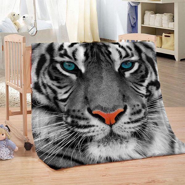 RED Personalised Bengal Tiger Animal Purse 032