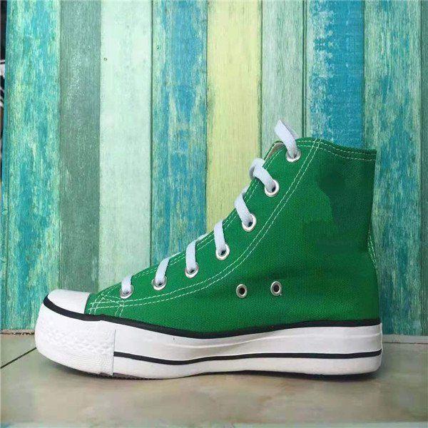 7-Green High-Top