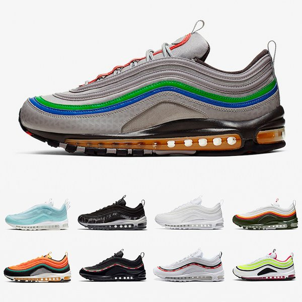 Nike Air Max 97 By You Custom Men's Shoe. Nike.com