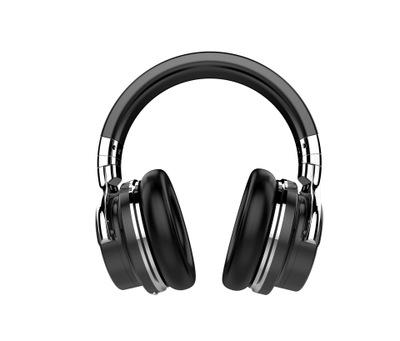 COWIN E7 Active Noise Cancelling Bluetooth Deep Bass Wireless Headphones With Microphone Comfortable Protein Earpads