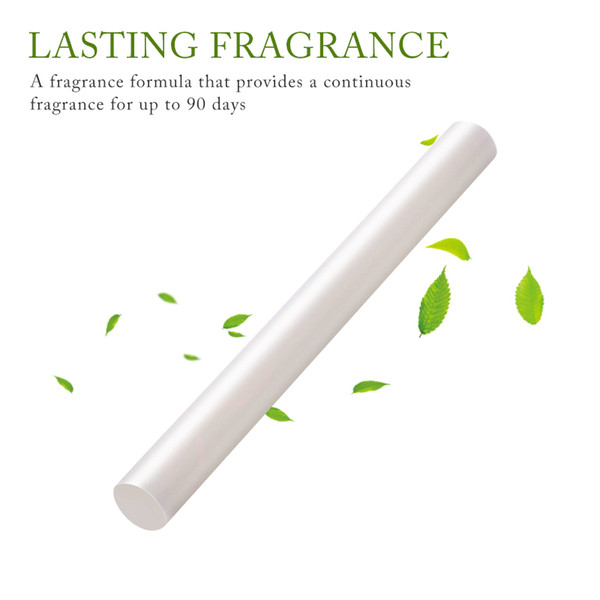 Car Air Freshener Perfume Replacement Supplement Solid Stick Fragnace Diffusion Oil for Car Vent Clip Perfume