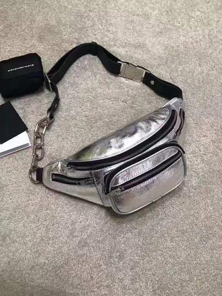 Alexander Designer Waist Pack High Quality Chest Bag Fashion Purse Cowhide With Pearl8d6d#