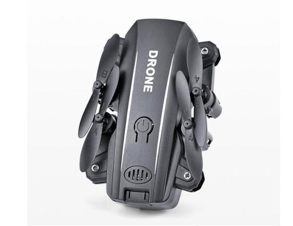 Pieghevole WIFI 30 W Fotocamera RC Quadricotteri Drone Set Altezza Hodling Auto Ritorno Traiettoria Fly APP Controllo Gravità Senso M9