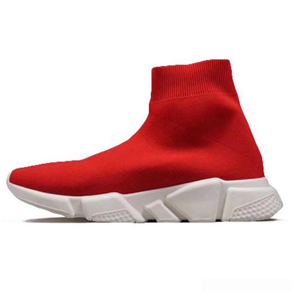 B14 36-45 Red White