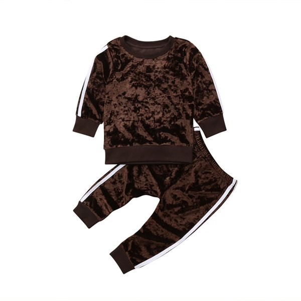Brown; 2T