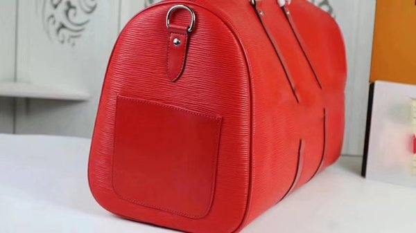 2019 Top quality mens designer travel luggage bag men totes keepall leather handbag duffle bag fashion designer bags