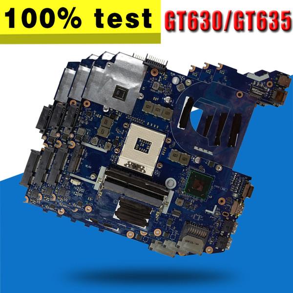 Материнская плата K45VD GT630M 2G Для ASUS A45V A85V K45VW K45VJ K45VS Материнская плата ноутбука K45VD Тест материнской платы в норме