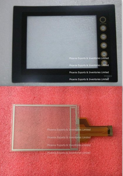 Brand New Protective Membrane Film Touchscreen Digitizer für V606EM20 Screen Guard Touch Glasauflage