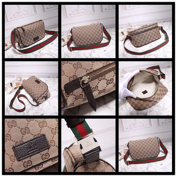 2019 new bag wide shoulder strap mixed color stitching small square bag leather ladies handbag zipper small shoulder