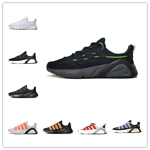 New Lxcon 600 Running Shoes Kanye West Sneaker GORE-TEX For Men Women White Orange Fluorescent Green Grey Trainers Outdoor Sports Sneakers