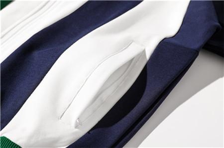 2019 Mens Jackets Zipper Coat Casual Brand Designer Sweatshirt Long Sleeve Autumn Sports Classic Style Top Quality S-2XL LJJ1982710