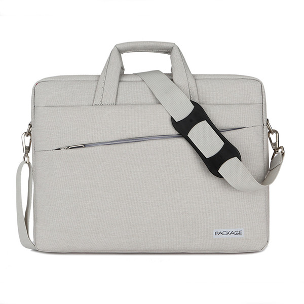2019 laptop handbag1315 17 inch computer sleeve tasche case wasserdichte notebook schulter tragetasche für macbook air notebook
