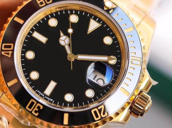 Высокое качество KS Factory 126719 116710 116718 116719 40MM сапфировое стекло Швейцарский ETA 2836 Механизм Автоматический Мужские часы Часы