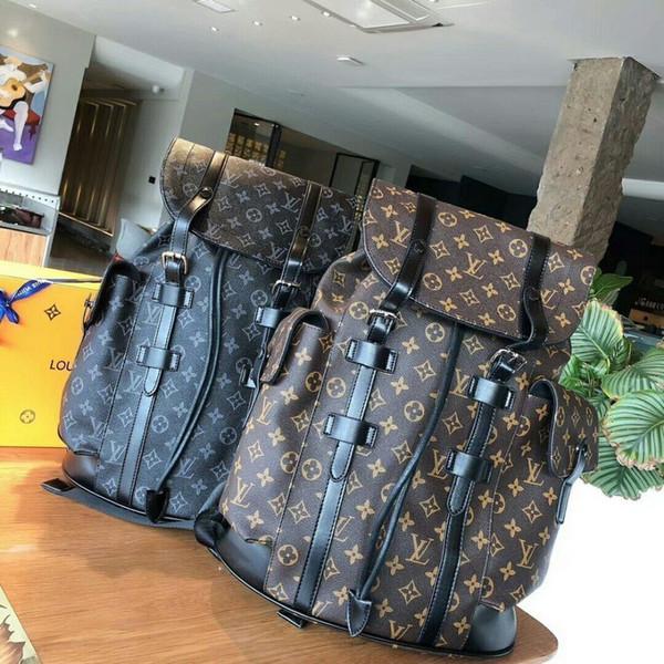 Fashion Bags 2019 New Sytle Backpack Hand of Lading Shoulder Handbag of Men's Large Capacity Travelling Luggage