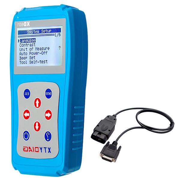 Ms509 Autel Teşhis Tarayıcı Kod Okuyucu Araba Aracı Maxiscan Obdii Obd2 Eobd Olabilir