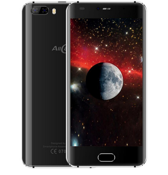 "Original AllCall Rio 3G WCDMA Mobile Phones Android 7.0 1GB+16GB MTK6580A Quad Core Smartphone Dual Back Cameras 5.0"" Cell Phone"