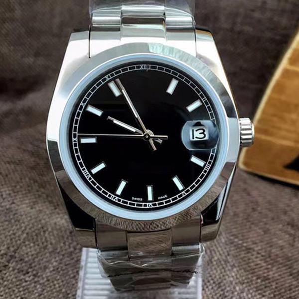 Orologi da uomo di lusso Nuovo nome di moda Orologio sportivo automatico da uomo Nero, blu Meccanico Orologio da polso Reloj Montre De Luxe