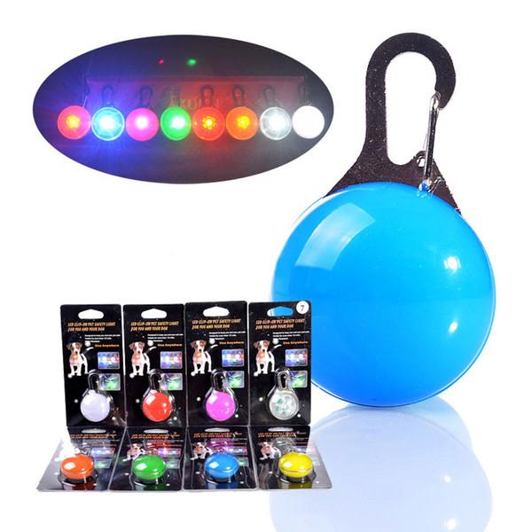 Dogs LED Flashing Glow Collars Products LED Light Luminou Collars Pet Supplies Collar Pet Dog Cats Identity Pet Accessories