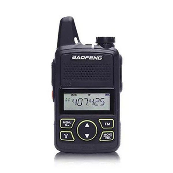 BF-658 Baofeng Telsiz USB Şarj Uzun mesafe Taşınabilir Radyo Kablosuz Otel Güvenlik Su Geçirmez Walkie Talkie