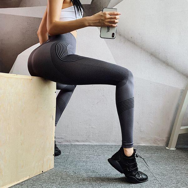 Women Seamless Leggings Gym Seamless Leggings Yoga Pants Girl Sport Fitness pants yoga workout clothing