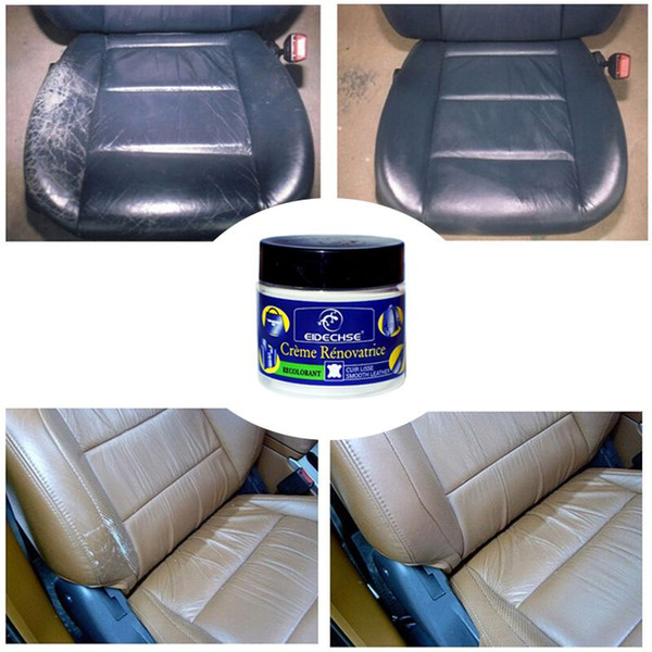 Car Seat Leather Restoration Vinyl Repair Kit Auto Car Seat Sofa Leather  Holes Scratch Cracks Rips Liquid Repair Cream Auto Trunk Organizer Auto  Trunk ...