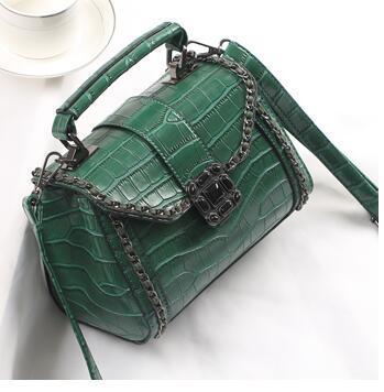 2018 new L bags free shipping high quality female handbag, high-end designer L shoulder bag777