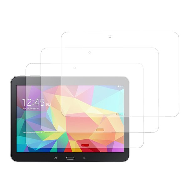 top popular 1 PC Ultra Clear HD Screen Protection Skin Cover Film For Samsung Galaxy Tab 4 10.1 T530 Fad 2019