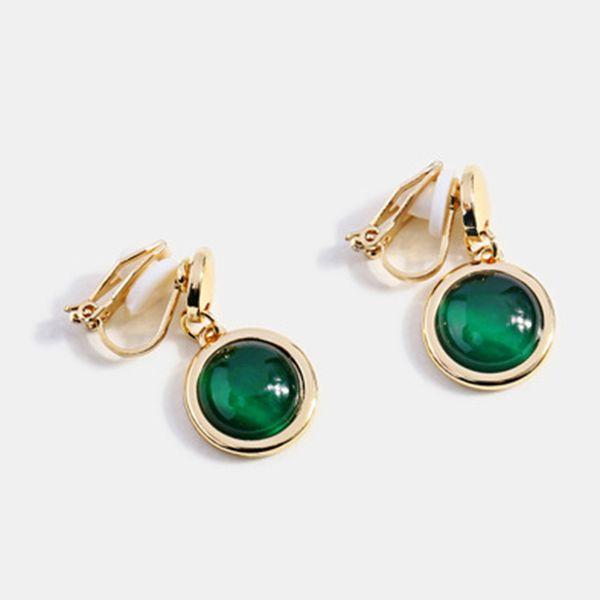 Ea168 ear clip green