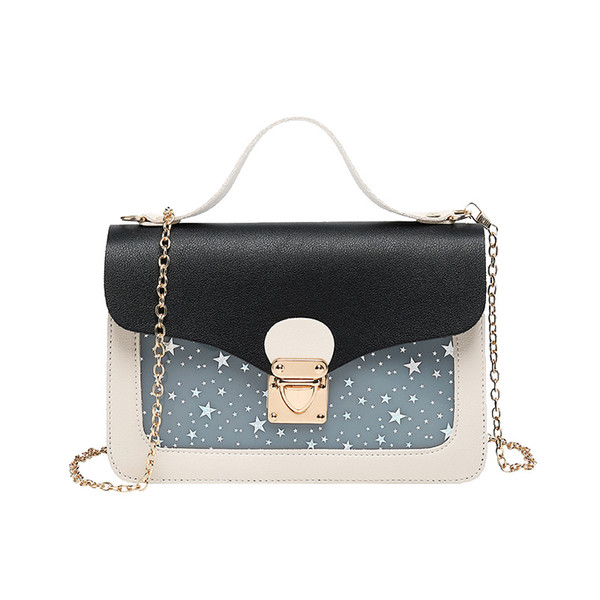 Fashion Modern Star Women Sling Shoulder Bag 2019 Luxury Small Mobile Phone Bag Ladies Crossbody Messenger Handbag Teenage Girls